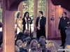 Indoor wedding in the barn - Nestldown, Los Gatos