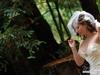 Elegant bride, Nestldown, Los Gatos